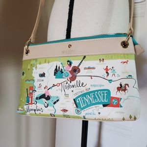 NWOT Spartina 449 Tennessee Crossbody